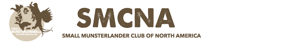 Small Munsterlander Club of North America
